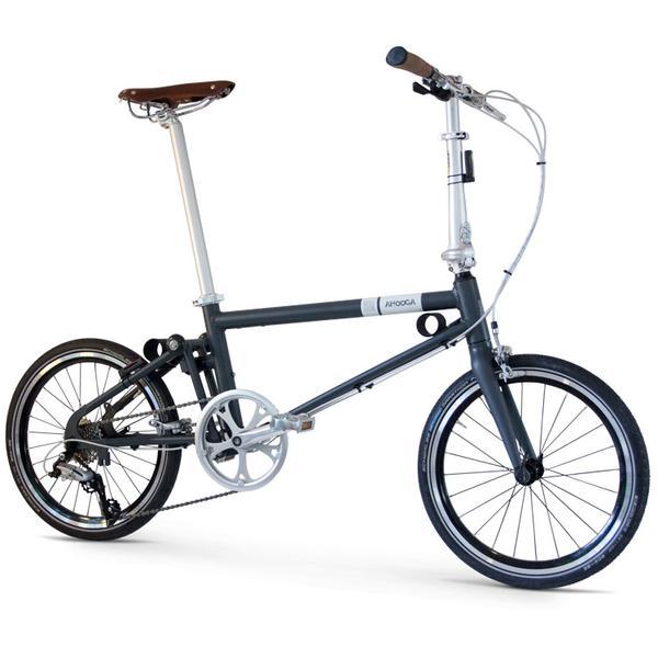 Folding Bike - Analog (0V) - Style+