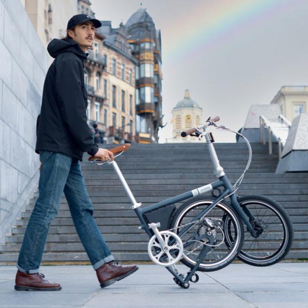 Folding Bike - Hybrid (24V) - Style+ calipers