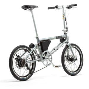 Folding Bike – Hybrid (24V) – Comfort+ disc brakes