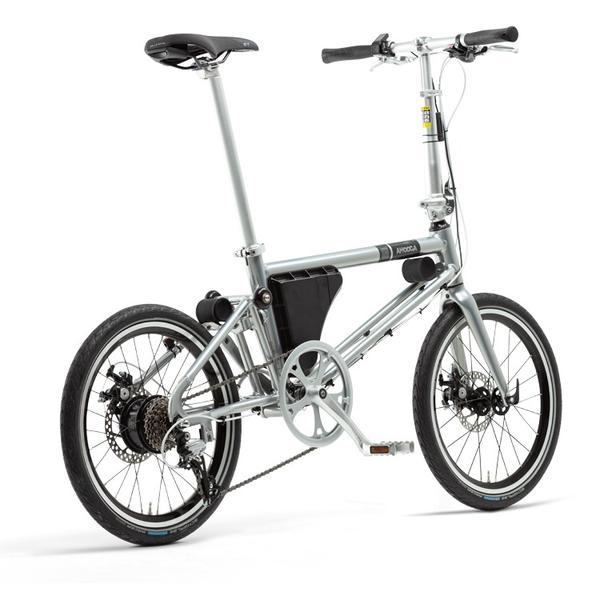 Folding Bike - Hybrid (24V) - Comfort+ disc brakes