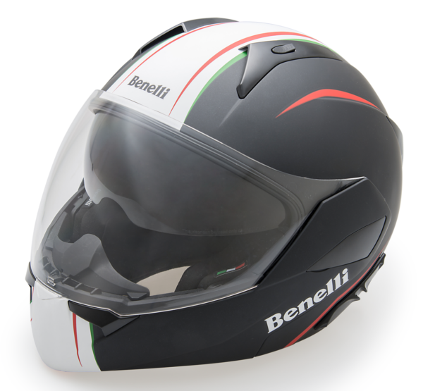 Benelli Systeemhelm BP26 Black XL