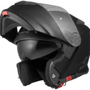 V271 Solid Black Matt – XL