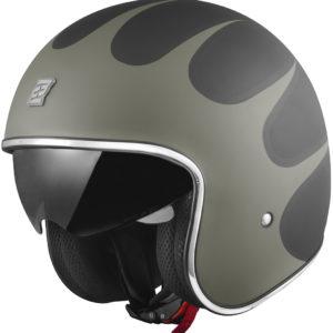 V537 WOGI Black Matt / Army Green – Medium