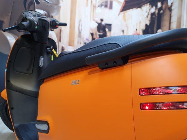 Horwin EK1 Orange STD Range