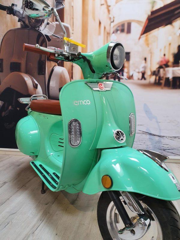 Nova Green DEMO 25km/u