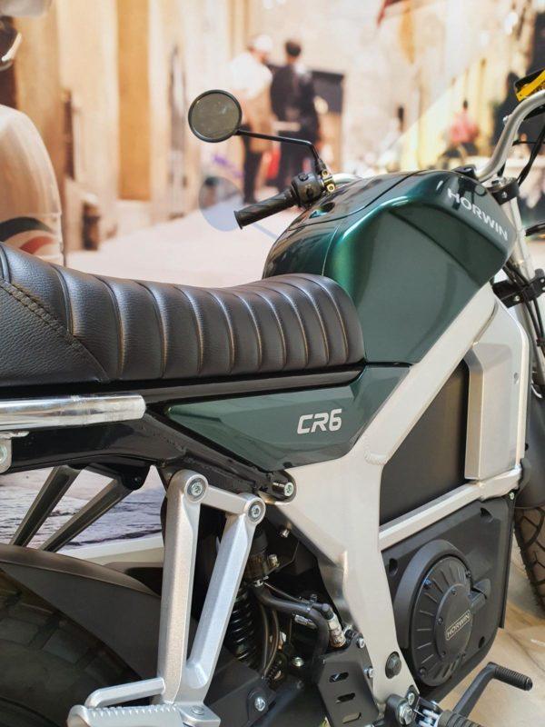 CR6 Dark Green