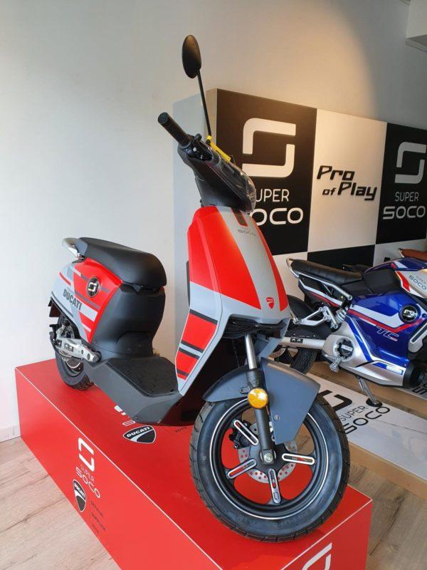 CU-X Ducati Red