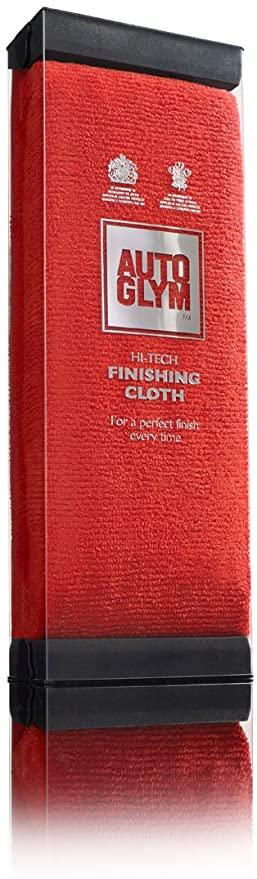 Finishing cloth