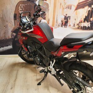 Benelli TRK-X  Red