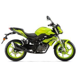 Benelli BN 125 E5 Green