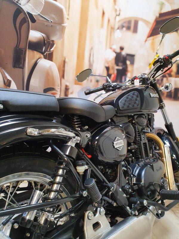 Imperiale 400 Black