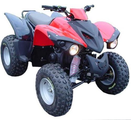 Adly Quad 300S 300cc 1.656km