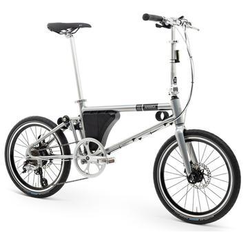 Folding Bike - Hybrid (36V) - Power+