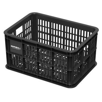 "BASIL Front Basket ""Crate S MIK"""