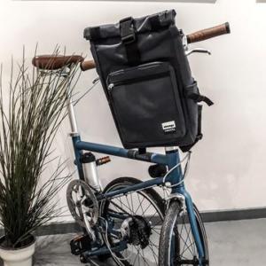 Ahooga x Vincita Denim Backpack