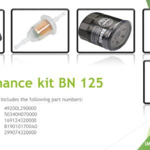 maintenance kit BN125