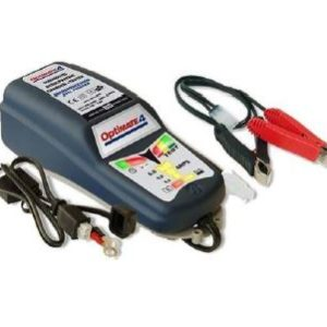 OPTIMATE4 DUAL BATTERY CHARGER 12V