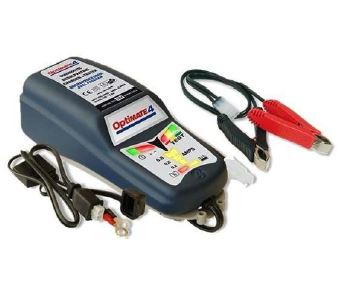OPTIMATE4 DUAL BATTERY CHARGER 12V 1AMP