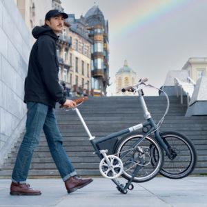 Folding Bike – Hybrid (24V) – Style+ calipers