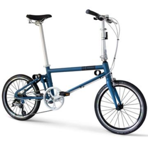 Folding Bike – Analog (0V) – Comfort+